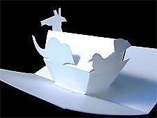 Resource petto per Ministero dei bambini: l'Arca di Noè