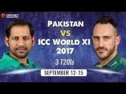 Pakistan vs World XI 3nd T20 Highlights Today on 15 Sep 2017 Pakistan vs World XI 3nd T20 Highlights Today on 15 Sep 2017 Pakistan vs World XI 3nd T20 Highlights PAKISTAN VS WORLD XI 3ND T20 CRICKET HIGHLIGHTS SEP 15, FRI 2017   PAKISTAN VS WORLD-XI 3ND T20 CRICKET...