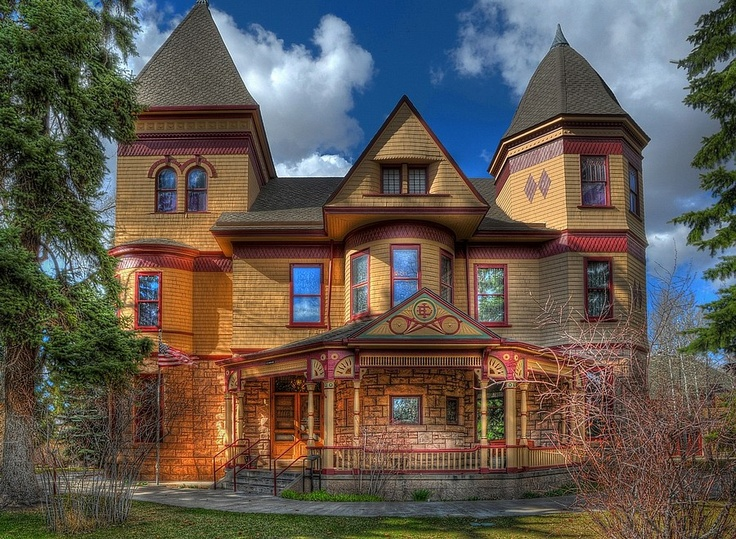 Laramie Wy Ivinson Mansion Home On The Range In