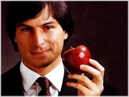 Steve Jobs persistent