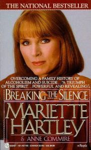 Mariette Hartleys Memoir Breaking the Silence via www.thewomenseye.com