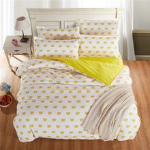 Новый hello kitty 4 шт. комплект постельных принадлежностей класса люкс, постельное белье, включите Пододеяльник…