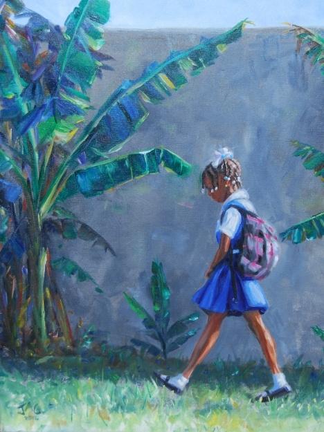 http://islandvibz953.com/ Johnathan Gladding - Walking by Banana Tree