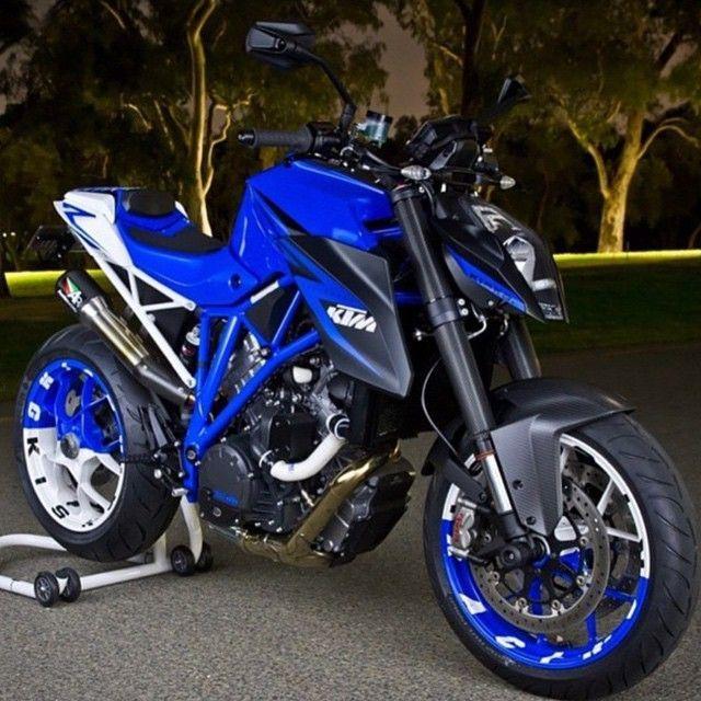 Any thoughts on this Beast? #ktm #1290 #Duke1290 #GalferUSA  #Galfer #bikelife #brakes