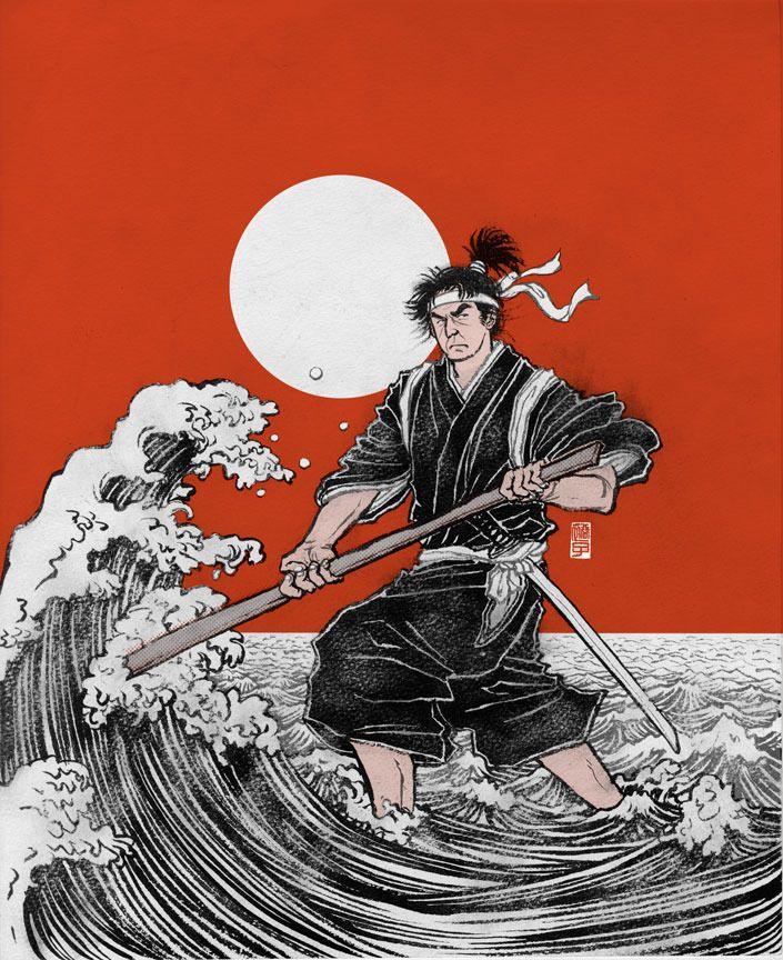 Miyamoto Musashi On Pinterest: 115 Best Images About Musashi On Pinterest