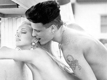 Madonna And Vanilla Ice Madonna And Glee