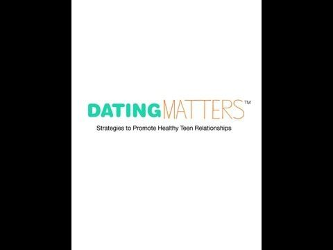 cdc dating matters Evidence-based & practice-informed prevention approaches to adolescent dating abuse dating matters: dating matters materials:.