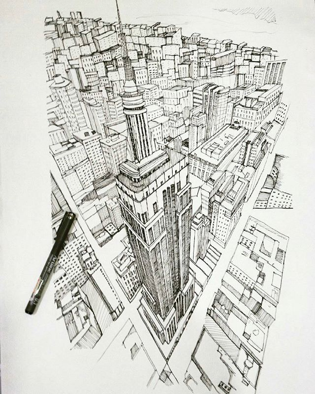 Architectural Drawings Of Skyscrapers 2662 best architectural drawings images on pinterest | drawings