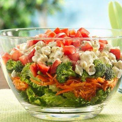 .salada nunca é demais.