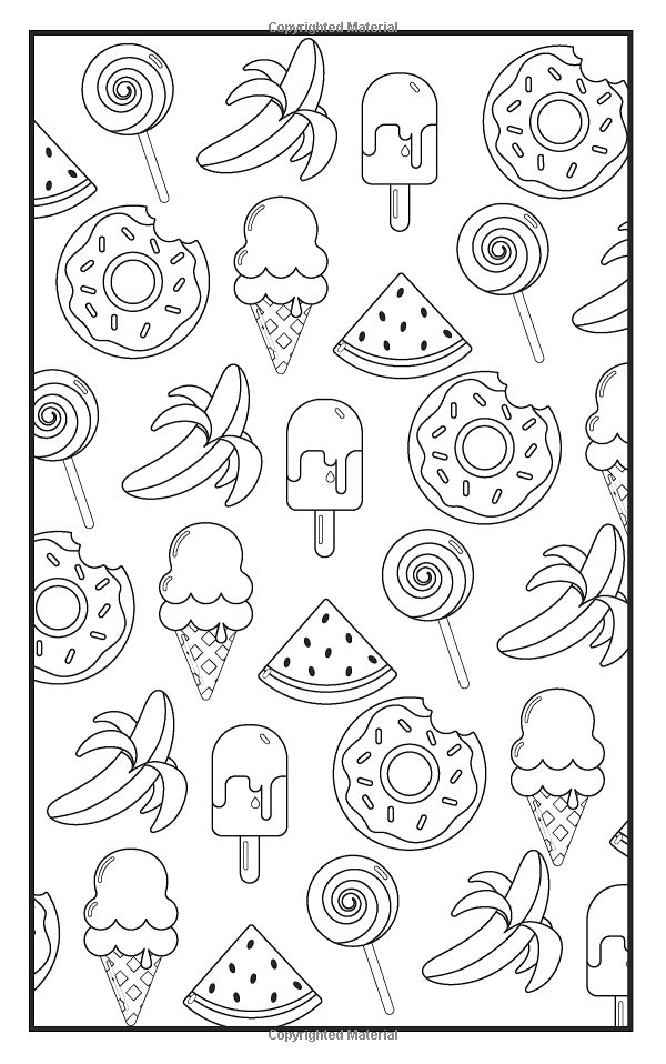 cute coloring pages teens | 1518 best Simply Cute Coloring Pages images on Pinterest ...