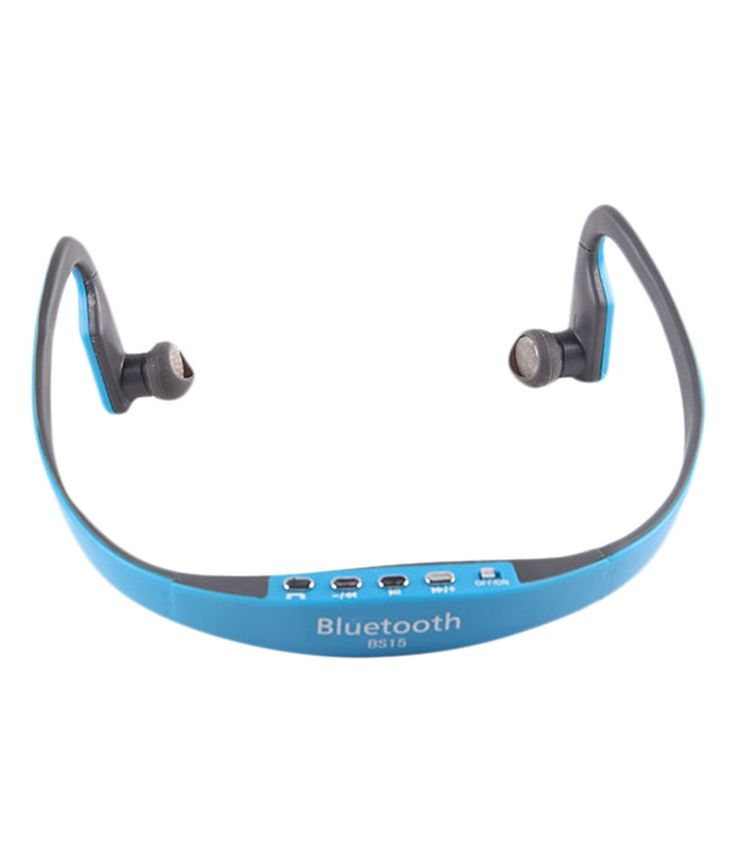 Zaicus BS15 wireless Bluetooth Headphone for MP3 - Blue, http://www.snapdeal.com/product/zaicus-bs15-wireless-bluetooth-headphone/635097570422