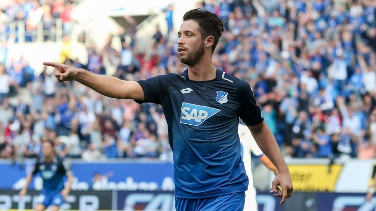 Hoffenheim forward Mark Uth agrees summer Schalke move