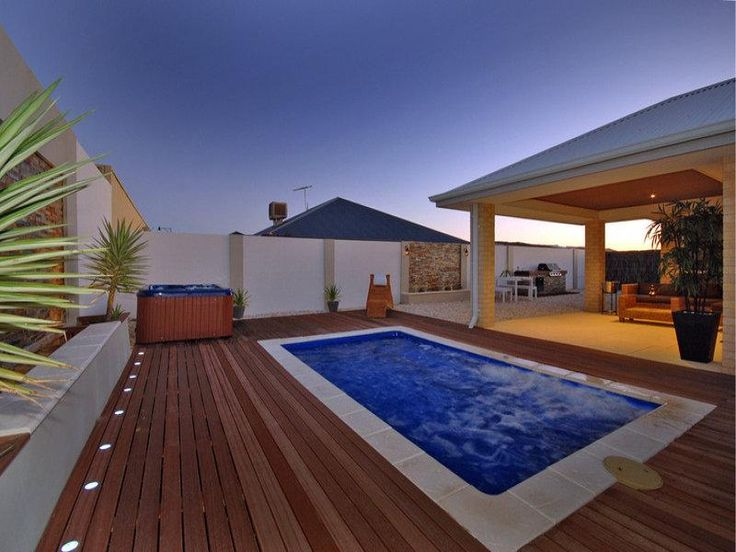 Pool Decking Design Ideas - Get Inspired by photos of Pool Decking Designs from DJ Pools - Australia | hipages.com.au