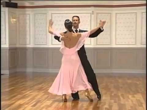 Ef C Be F on Basic Foxtrot Dance Steps
