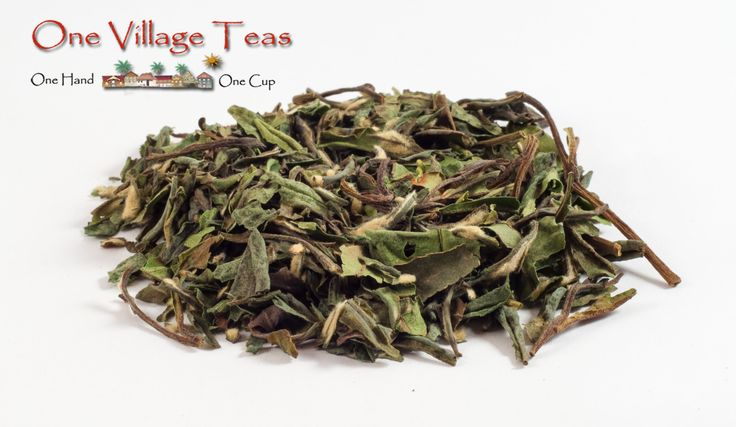 Peach Apricot White Tea  Delicate hints of citrus finish with gentle lingering notes of sweet honey. Pour yourself a cup and ponder the heavenly combination of peaches and apricots.   www.onevillageteas.com