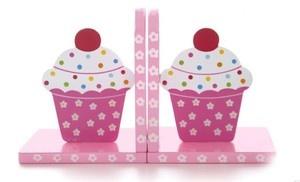 CUTE cupcake book ends