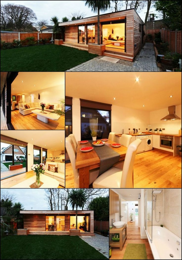 This large Granny Annexe is a luxurious self contained home. With practical modern features, including a sky lit hallway, 2 furnished bedrooms, fitted master bathroom en suite, kitchen/diner, living room in an open plan layout, and an Accoya timber decking perfect for summer outdoor dining.  http://architecture.ideas2live4.com/2015/08/09/flat-packed-in-kent/  This home is by in.it.studios and can be viewed on our site now!  Can you see a 'granny' flat in your family's future?