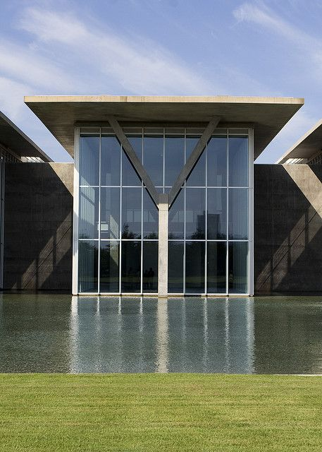 Modern Art Museum of Fort Worth - Tadao Ando ...BTW, check this out!!!! : http://artcaffeine.imobileappsys.com