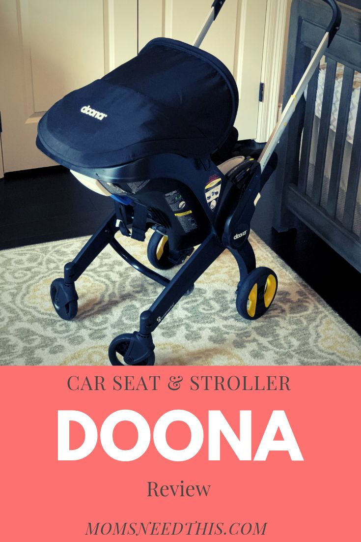 Is the Doona worth it? Doona Car Seat & Stroller Review ...