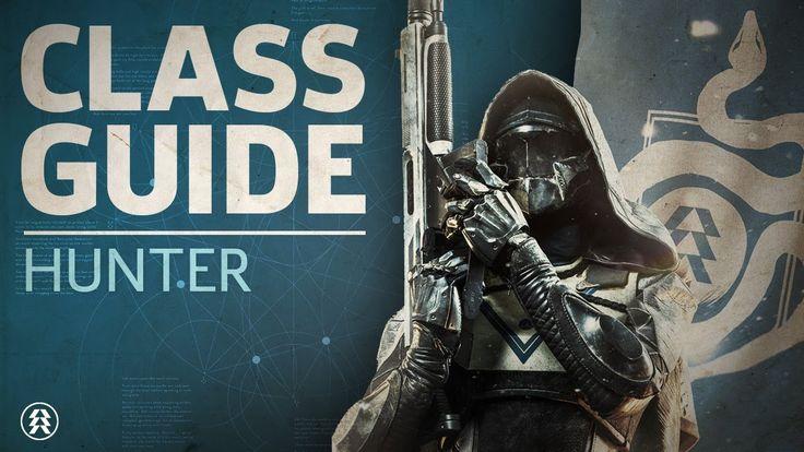 how to get hutner class destiny 2
