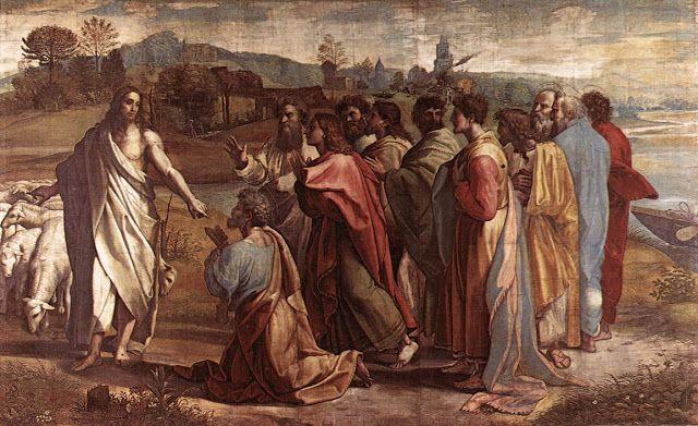 Παραδίδοντας τα κλειδιά. (1515)