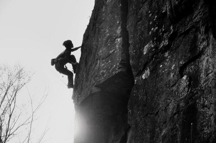 How I got hooked on rock climbing in Korea