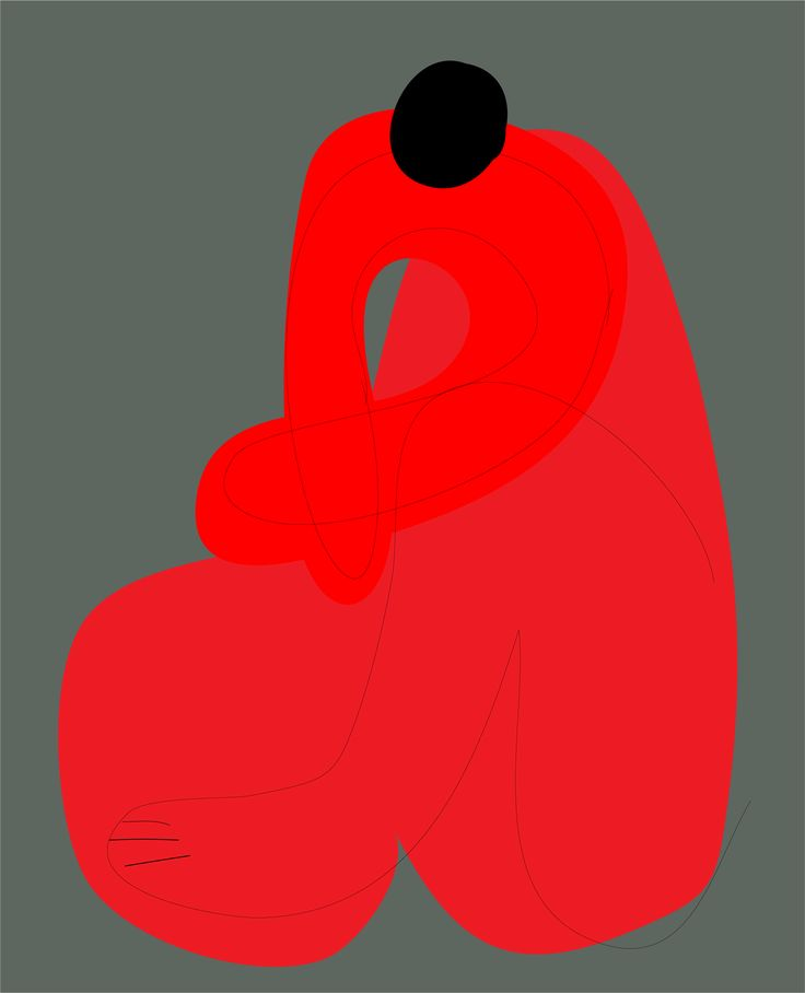 Red Hands. Peter Bainbridge. Silk screened on handmade French cotton paper.