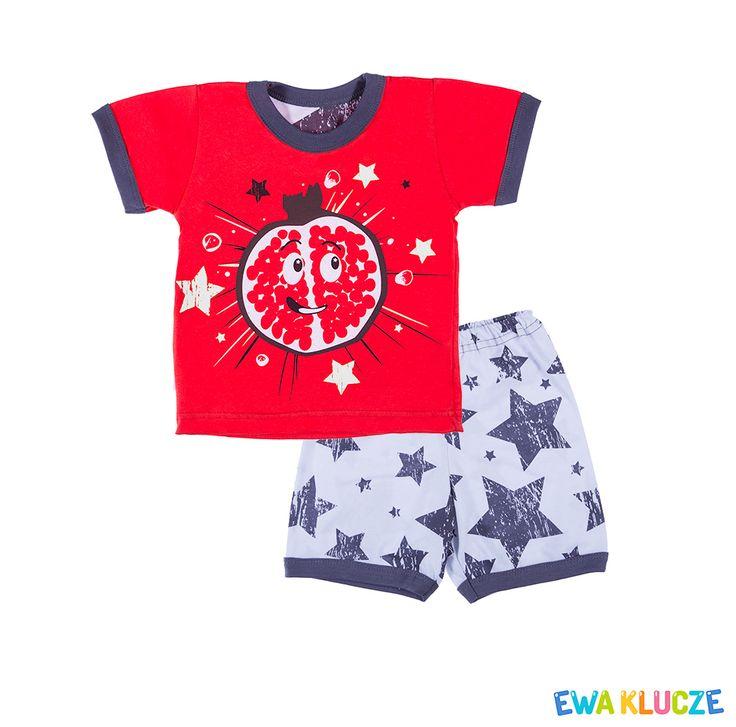 EWA KLUCZE, piżamka MAGIC, ubranka dla dzieci, EWA KLUCZE, MAGIC pijamas, baby clothes, Детская одежда