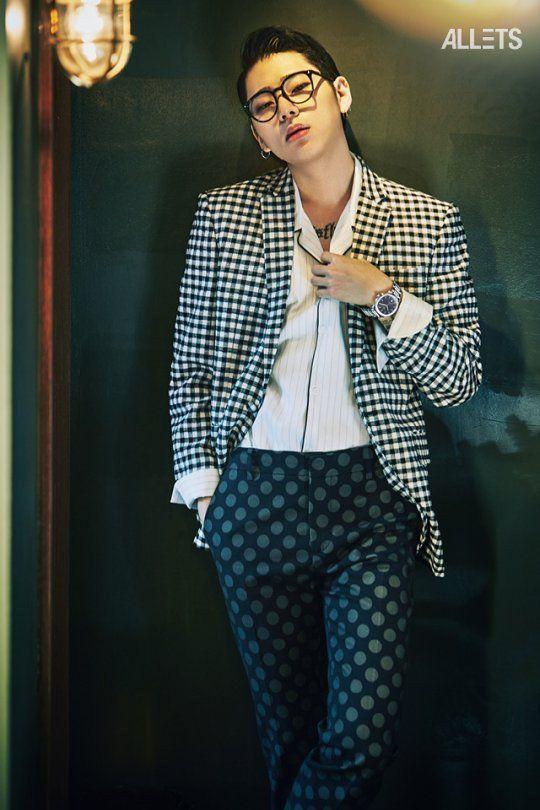 Block B's Zico Endorses Piaget for ALEETS Magazine   Koogle TV