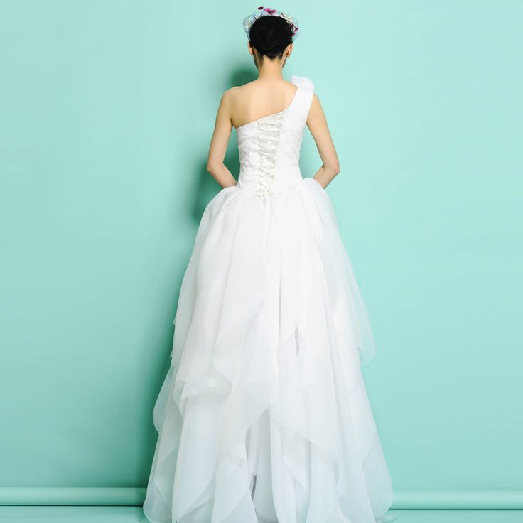 115 best AOLALA Wedding Dress images on Pinterest | Wedding gowns ...