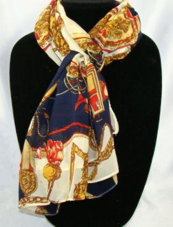 Comfortable Women's floral prints soft shawl, 163cmx53cm long scarf, Material: 100% Chiffon Silk scarf.#C120