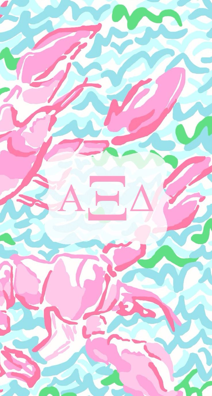 Wallpapers Kappa Delta Lilly Print Which Begs The Question Should