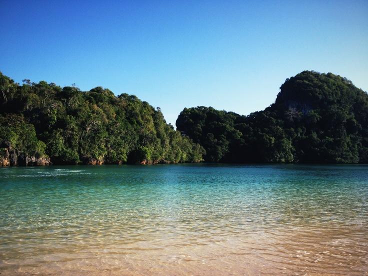 Sagara Anakan Beach. Malang, Indonesia. #PINdonesia