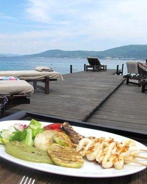 World's Best Hotels: Amanruya, Bodrum   FATHOM Travel Blog and Travel Guides #Travel #Fathom #Amanruya #Bodrum #Turkey