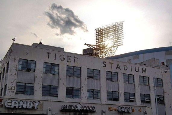 detroit - tiger stadium