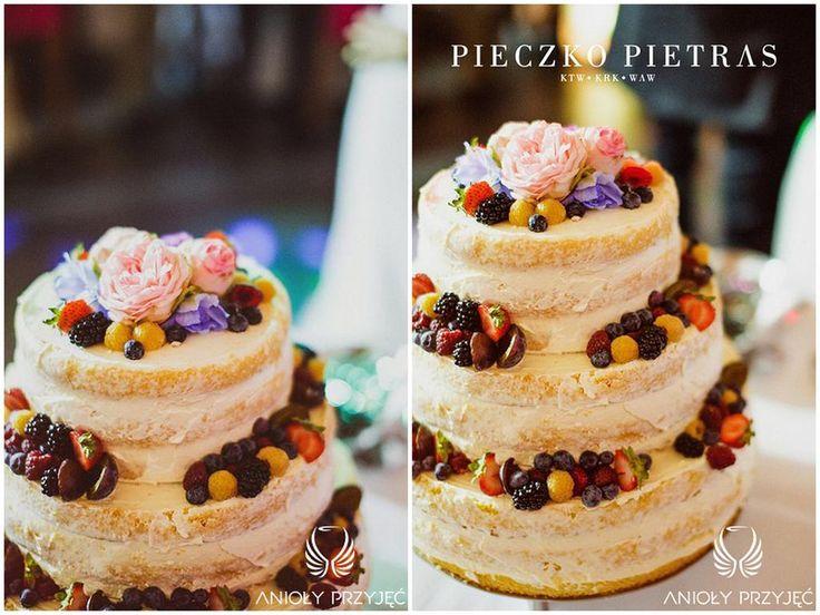 30. Electrical Wedding,Wedding cake / Elektryczne wesele,Tort weselny,Anioły Przyjęć