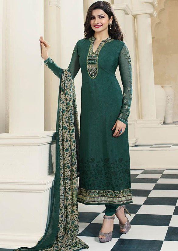 7 best punjabi suits images on Pinterest | Punjabi salwar suits ...