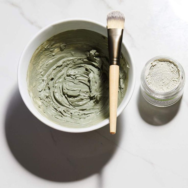 Detox Green Clay Mask