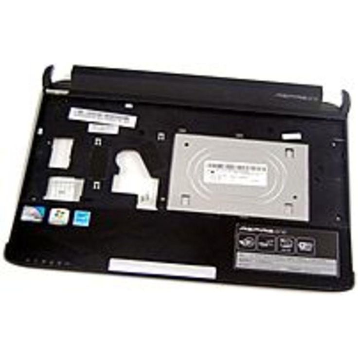 Acer AP0AE000340 Palm Rest Assembly for Aspire One Laptop PC - Black
