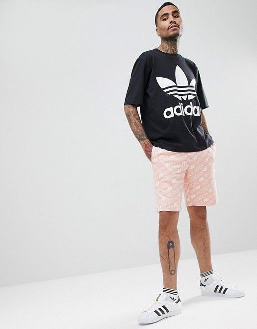 ee47b70db72 adidas Originals adicolor Oversized T-Shirt In Boxy Fit In Black ...