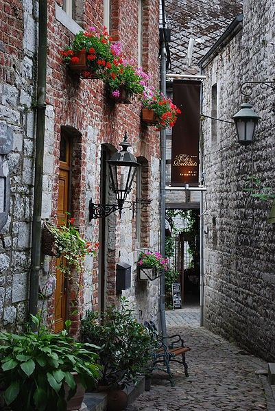 Durbuy, Belgium...I really need to get out more.
