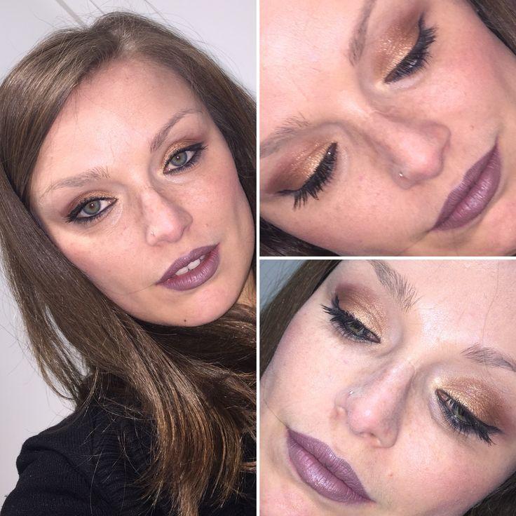 Il make up di oggi è venuto così... Vanguard di @mulaccosmetics con un tocco di Long Lasting di @essence_cosmetics 💄 non me lo fanno trovare così malaccio 😅 #bellezzaprecaria #me #myself #selfie #makeup #makeupbyme #mulac #essece #vanguard #longlasting #makeupaddict #makeuplover #martedi #tuesday #february #pic #picoftheday #beauty