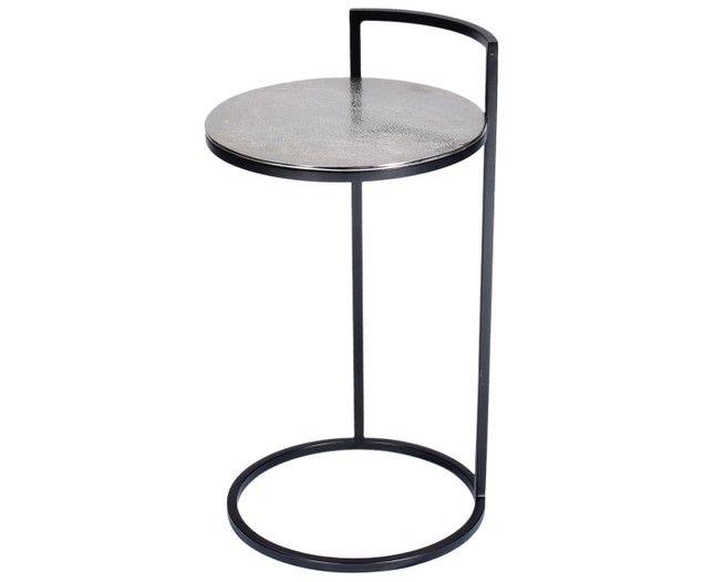 Runder Beistelltisch Circle Aus Metall Table Furniture Decor
