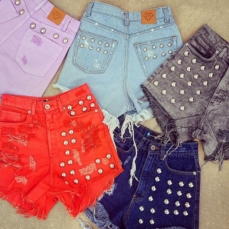 Our new denim shorts collection is here!