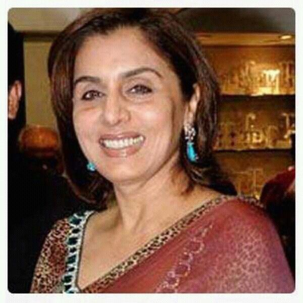 As NEETU SINGH, She Was Not Only A Matinee Idol But Also The Heartthrob Of The Nation Once She Married Her Costar And Became A Kapoor Bahu She Was An Ideal Mom & Wife Highly Respected She Returned Back To Films Almost A Quarter Century Later Now Her Son RANBIR KAPOOR was The Rockstar In Films But Her Fans Still Idolisef Her As Her Fan Base Multiplied Down Three Generations...Today As NEETU KAPOOR SHE is Not Just Loved But Hugely Respected Too.. Today She Steps Into Her 60th  Glorious Year!!