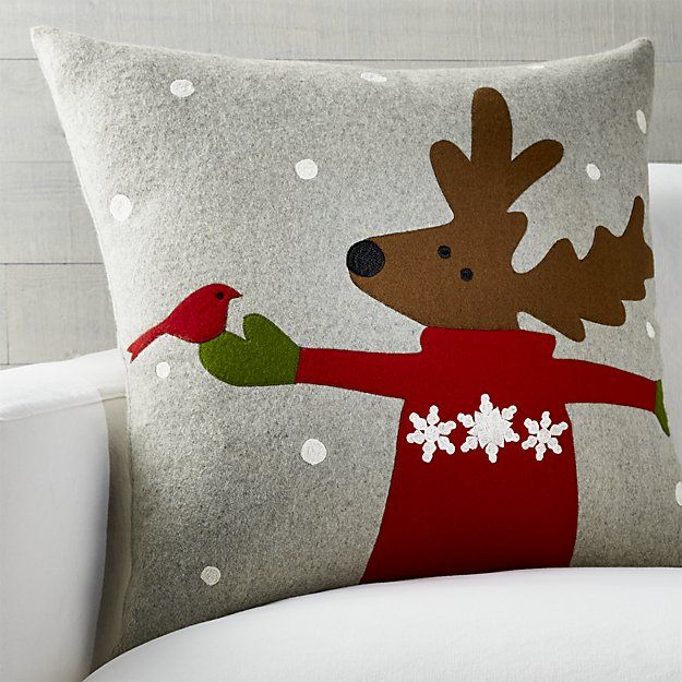 17 Best Images About Christmas Pillows On Pinterest