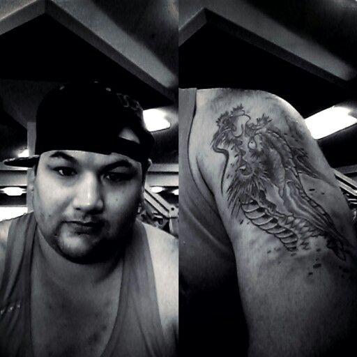@corey_fit87 snapbacks & tattoos