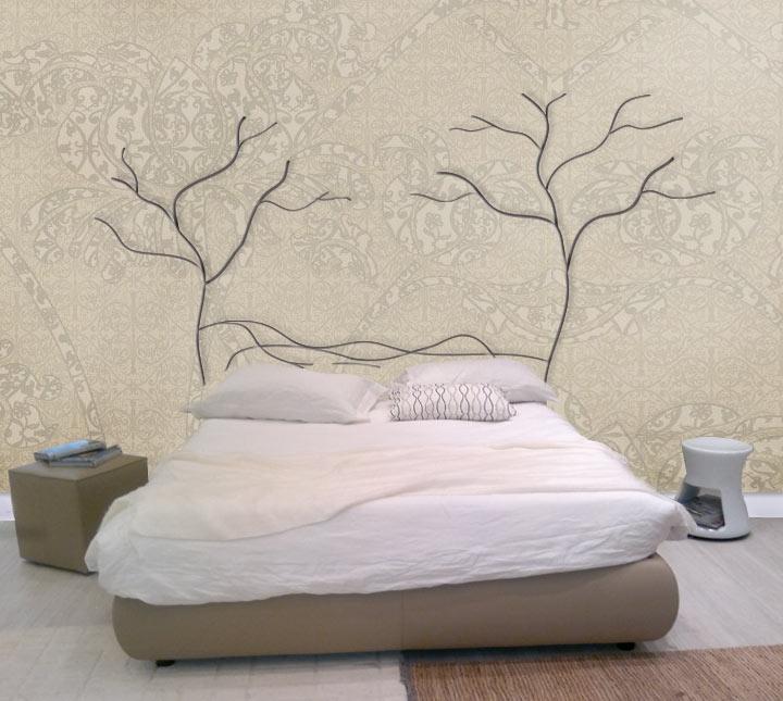 cabecero de cama realizado en forja artstica todos ideas paraironthe