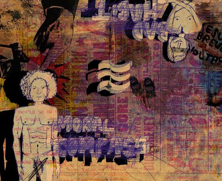 """""""A Ilha"""", um conto do meu livro """"Canções para ninar adultos"""" ilustrado pela talentosa artista e designer Sabrina Barrios:  http://www.punkbrega.com.br/2013/02/a-ilha-um-conto-do-livro-cancoes-para-ninar-adultos-ilustrado-por-sabrina-barrios/"""