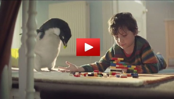 John Lewis is an upscale department store chain and let me tell you, everyone loves their new Christmas ad! As a matter of fact, I now want a penguin, even if I can only afford a stuffed one... You...